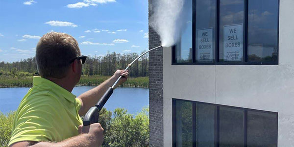 Commercial Pressure Washing Florida